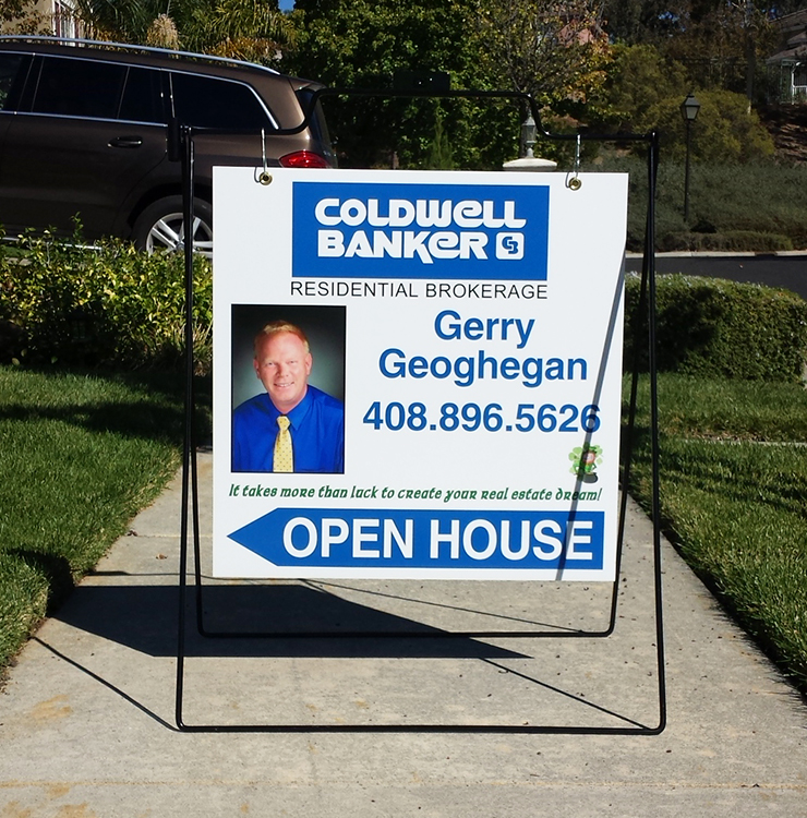 Real Estate Signs - AVS GRAPHICS